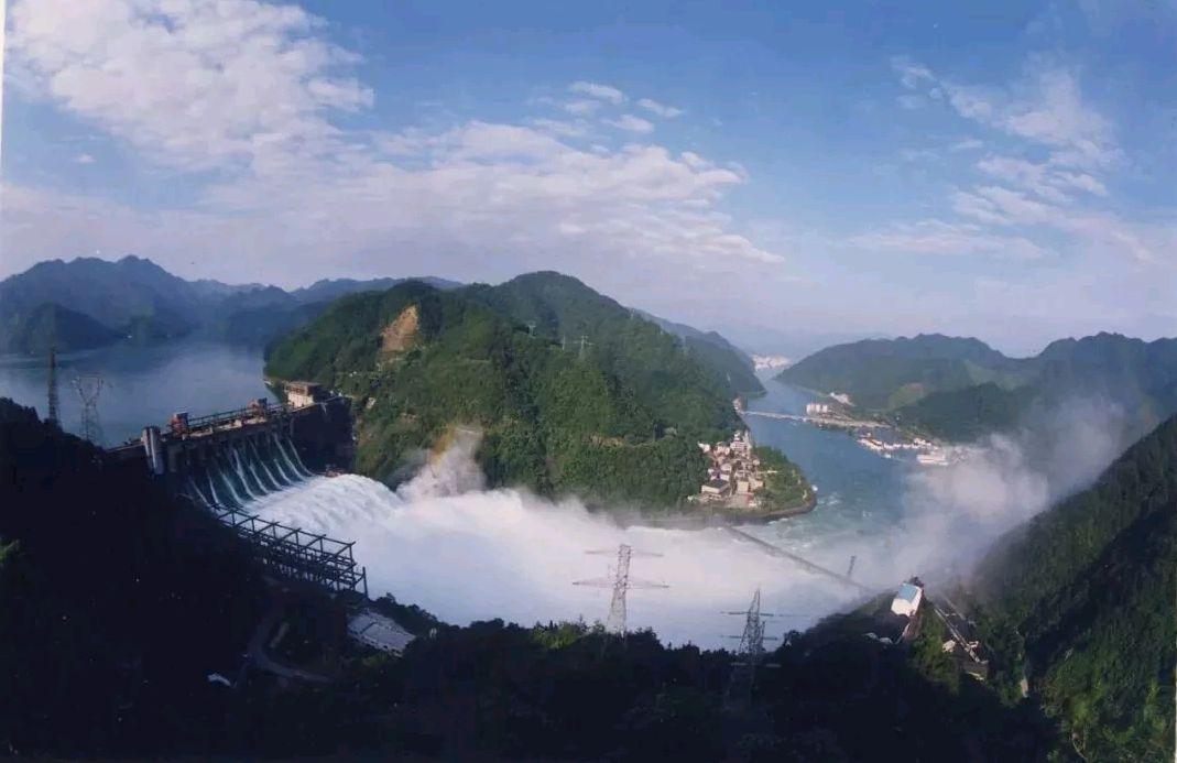 △新安江水电站