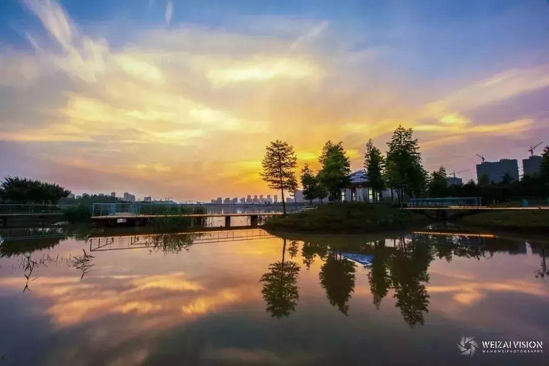 亳州南湖风景区